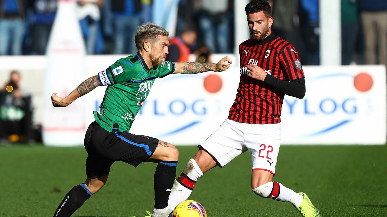 Milan Gegen Atalanta