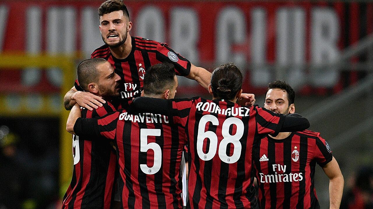 Spielplan Ac Mailand