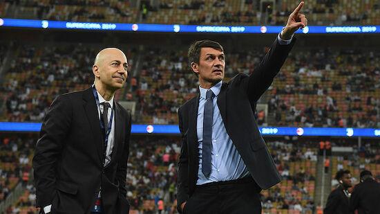 Neue Rolle für Klub-Ikone Maldini bei Milan?