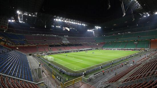 Milan und Inter lüften Pläne für neues Stadion