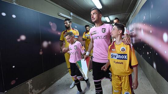 Zwangsabstieg von US Palermo in Serie D