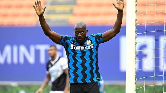 Romelu Lukaku steht vor Rückkehr nach England