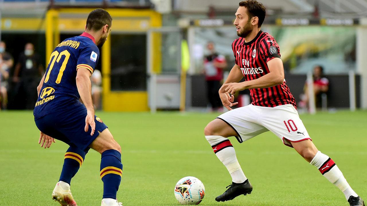 Ac Milan Tabelle