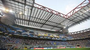 Geisterspiele für Inter nach Rassismus-Eklat