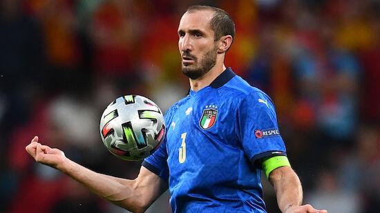 Vertragsloser Chiellini: Juventus oder Ausland