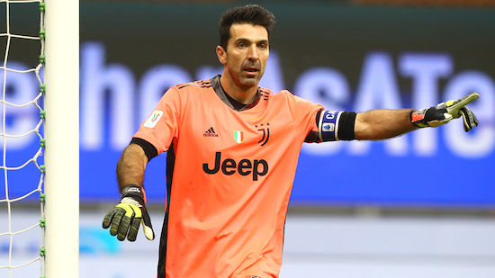Buffon verlässt Juventus im Sommer