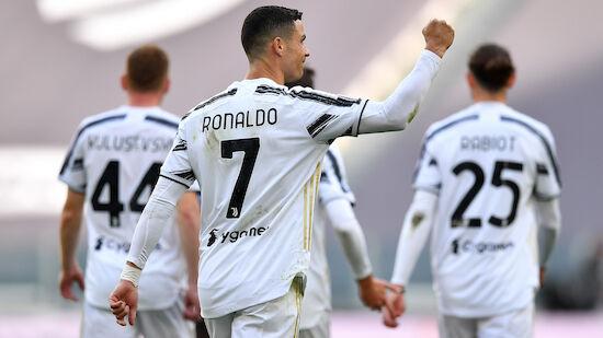 Ronaldo-Zukunft: Allegri spricht Klartext