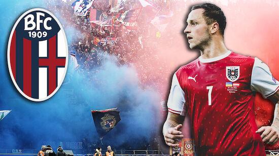 Neuer Arnautovic-Klub - Das ist der FC Bologna