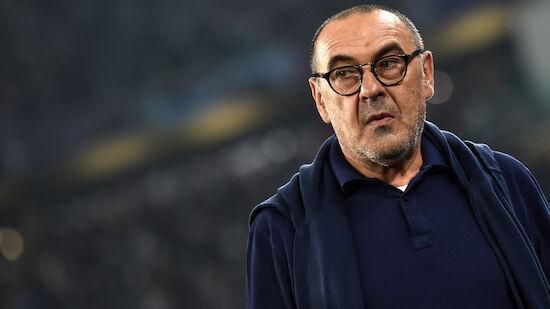 Maurizio Sarri wird neuer Trainer von Lazio Rom