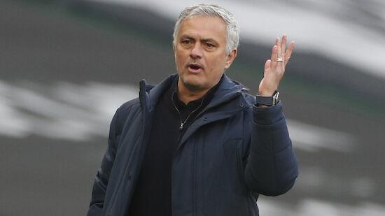 Jose Mourinho wird zur neuen Saison Roma-Trainer
