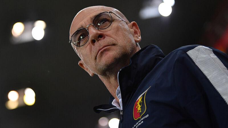 Hellas Verona steht vor Abstieg