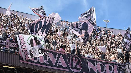 Palermo muss doch nicht in Serie C absteigen