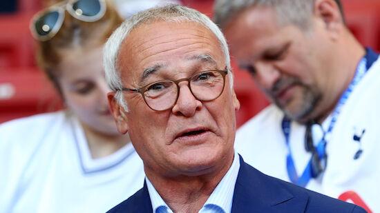 Ranieri übernimmt Sampdoria Genua