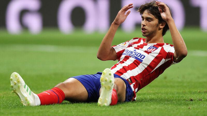 Atletico-Schock! Superstar verletzt sich