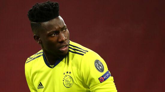 Torhüter Andre Onana zu Jong Ajax degradiert