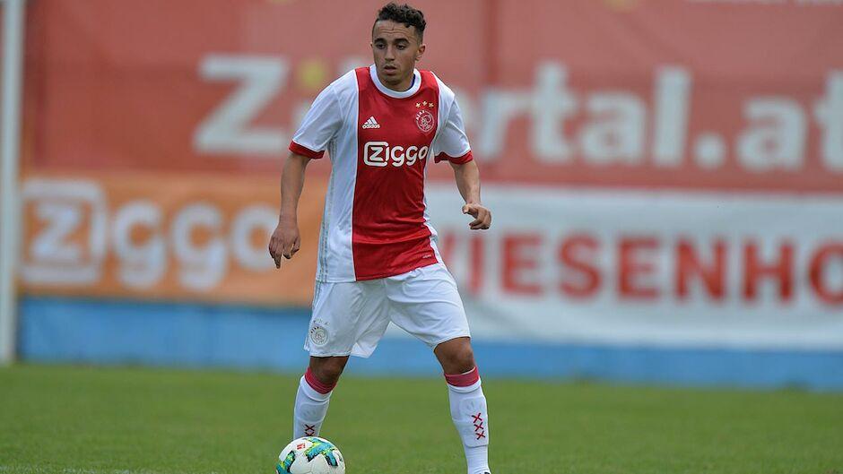 Ajax Spieler Nouri