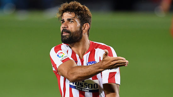 Diego Costa soll vor Wechsel zu Benfica stehen