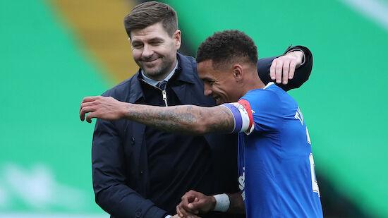 Glasgow Rangers nach 10 Jahren wieder Meister