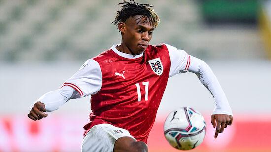 Junior Adamu führt St. Gallen zum Sieg