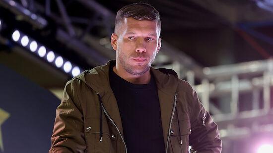 Podolski setzt Karriere bei Gornik Zabrze fort