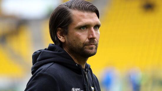 Neue Aufgabe für Ex-Sturm-Trainer Peter Hyballa