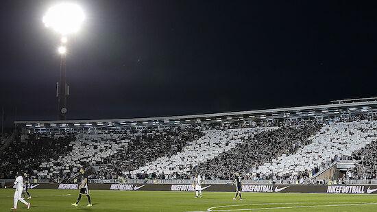 Remis im heißen Belgrader Derby