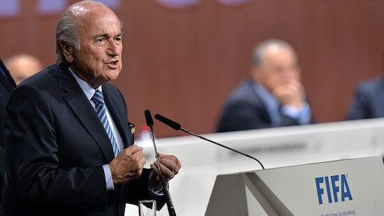 Joseph Blatter erwägt erneut FIFA-Klage