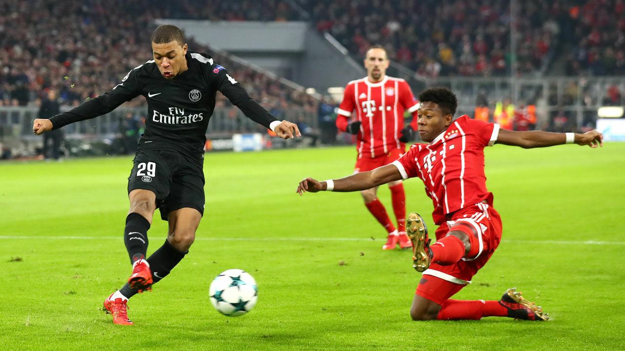 Fu U00dfball Hit FC Bayern Gegen PSG In Klagenfurt LAOLA1 At