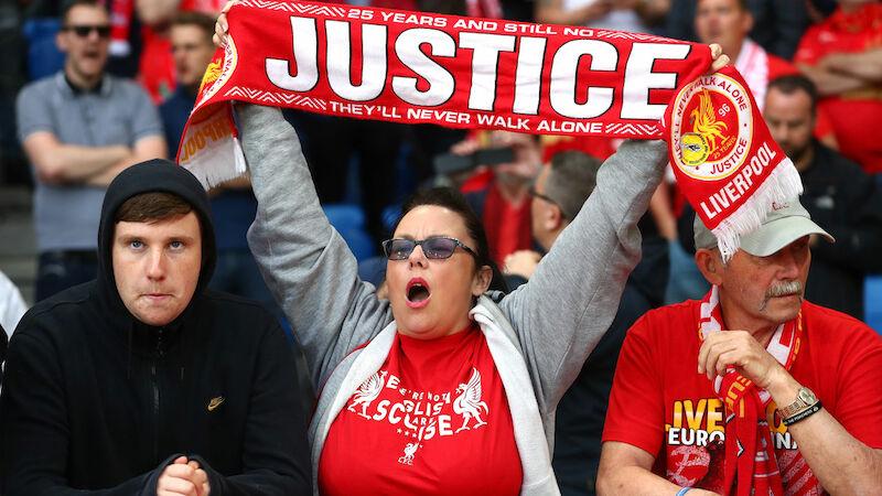 28 Jahre nach Hillsborough: Anklage erhoben
