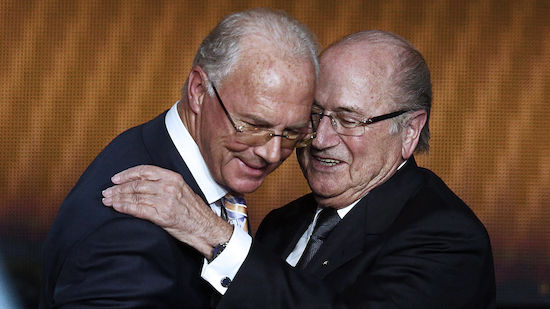 Neuer Wirbel um Beckenbauer wegen WM-Vergabe