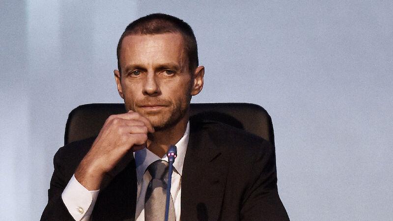 UEFA-Boss kritisiert die FIFA