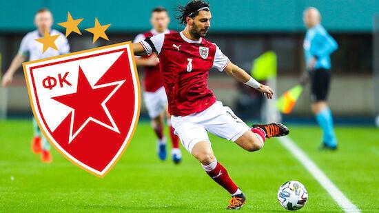 Dragovic-Ziel: Darum ist Roter Stern Kultklub