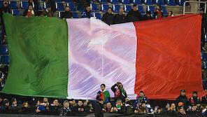 Schon wieder Hooligan-Krawalle in Italien