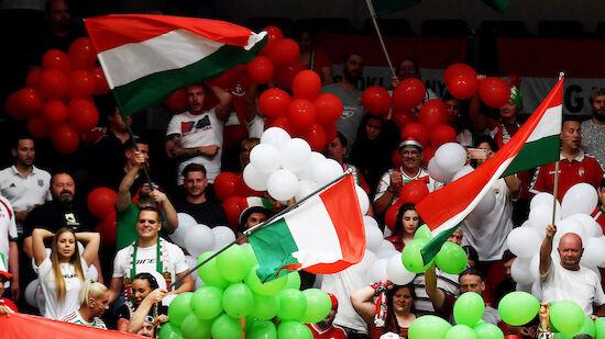 Ungarn: Ohne Maske ins Stadion