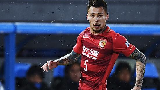 Chinesischer Fußball-Verband verbietet Tattoos
