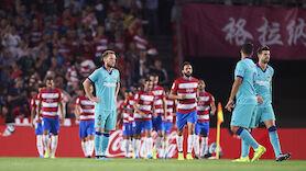 Barcelona-Blamage bei Granada