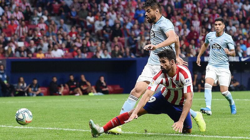 "Atletico Madrid in ""Mini-Krise"""