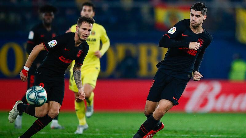 Atletico gewinnt auch in Villarreal nicht