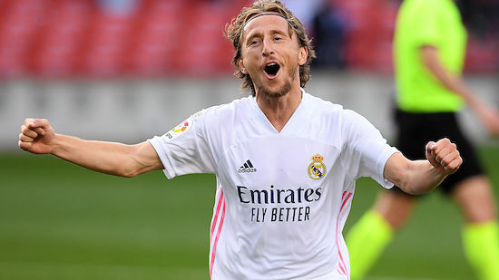 Ex-Weltfußballer bleibt bei Real Madrid
