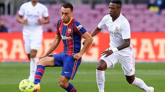 Real oder Barca: Wer bleibt an Atletico dran?
