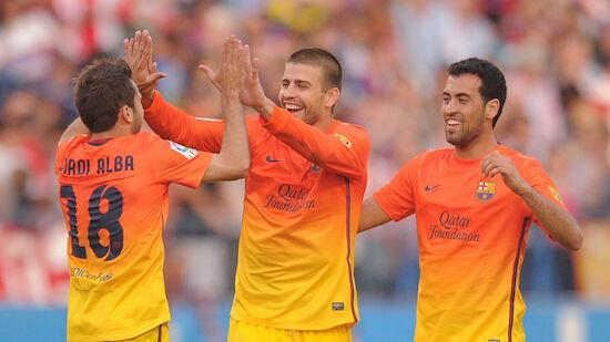 Barca-Kapitäne verzichten auf Gehalt