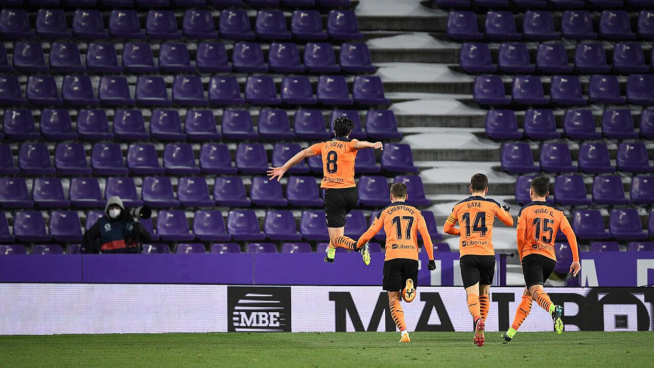 Valencia Tabelle