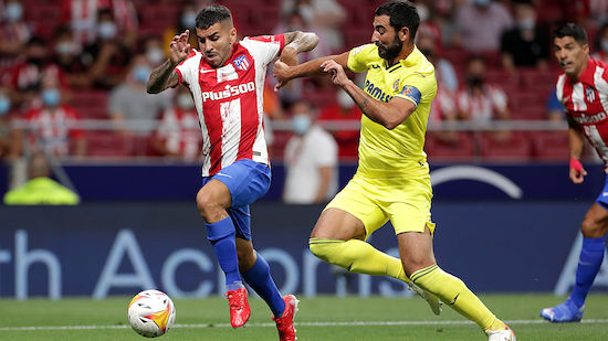 Kurioser Punkt für Atletico gegen Villarreal