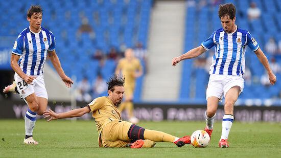 Real Sociedad nimmt Hürde Cadiz