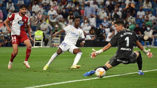 Real Madrid siegt bei Bernabeu-Rückkehr