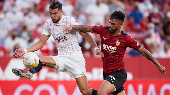Sevilla schickt Valencia punktelos nach Hause