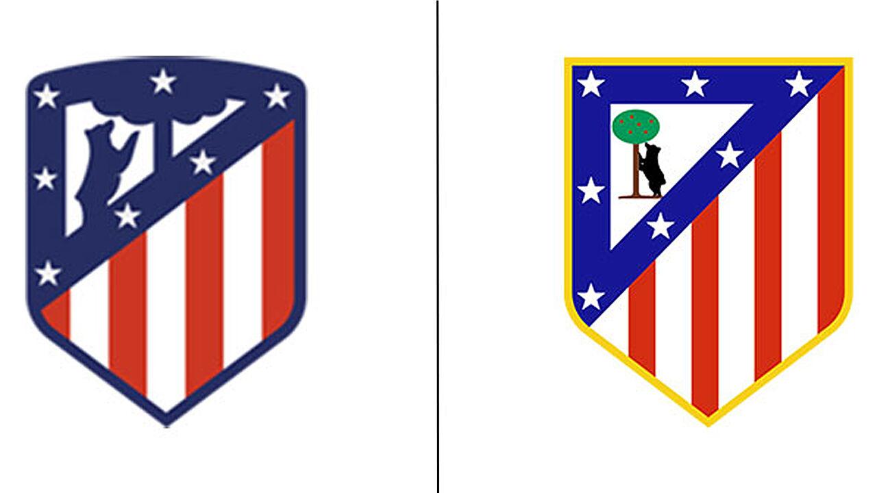 Diego Simeone Verteidigt Neues Wappen Von Atletico Madrid Laola1at