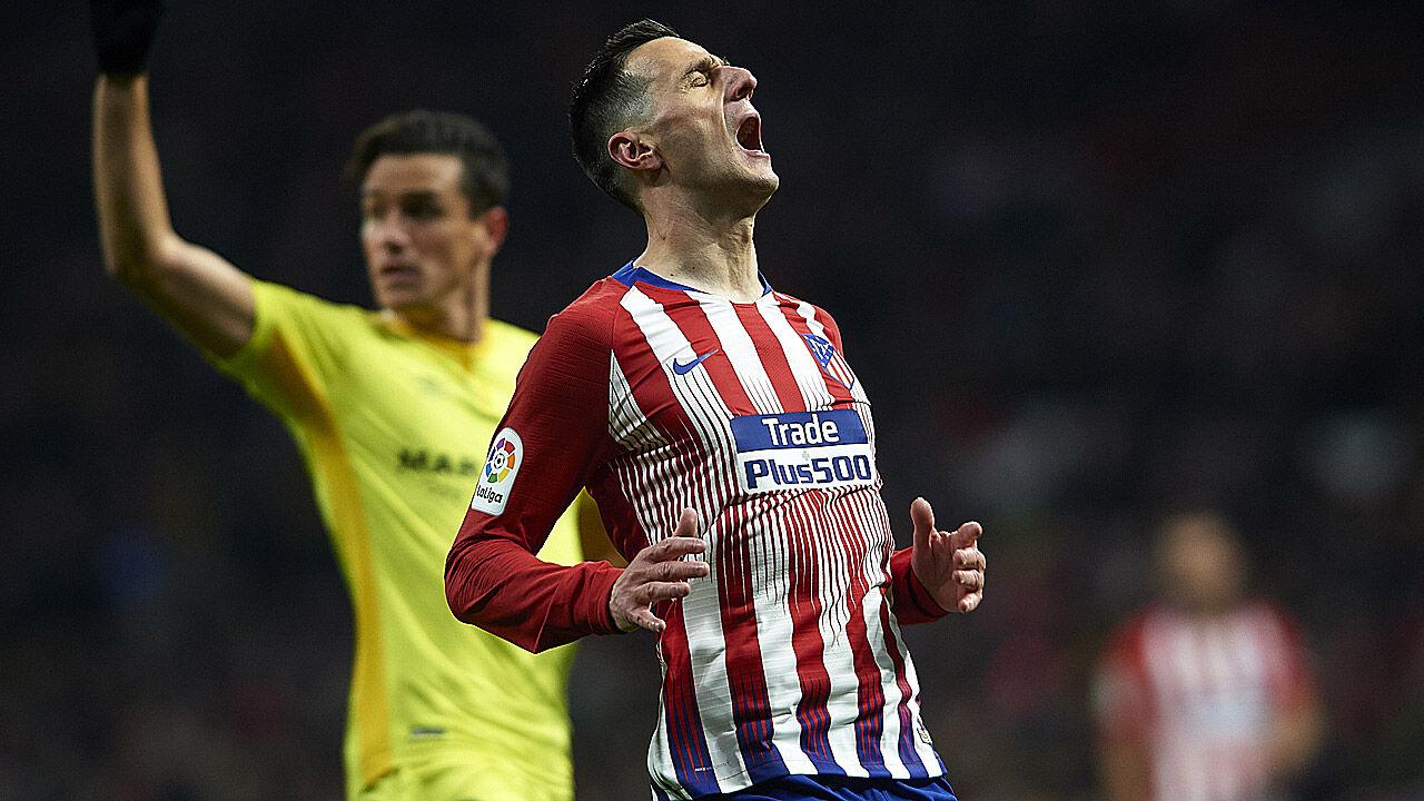 Atletico Madrid Spielplan