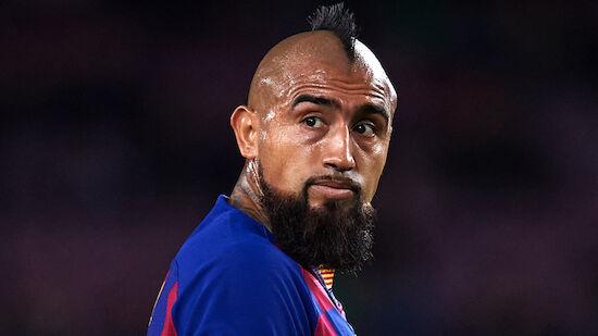 Vidal unterstellt Barca