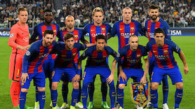 Acht Abgänge bei Barcelona?